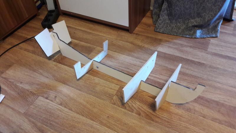 Ein Segelboot selbst gebaut 20180719