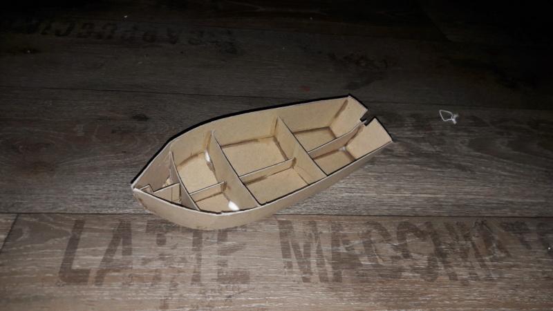 Ein Segelboot selbst gebaut 20180720