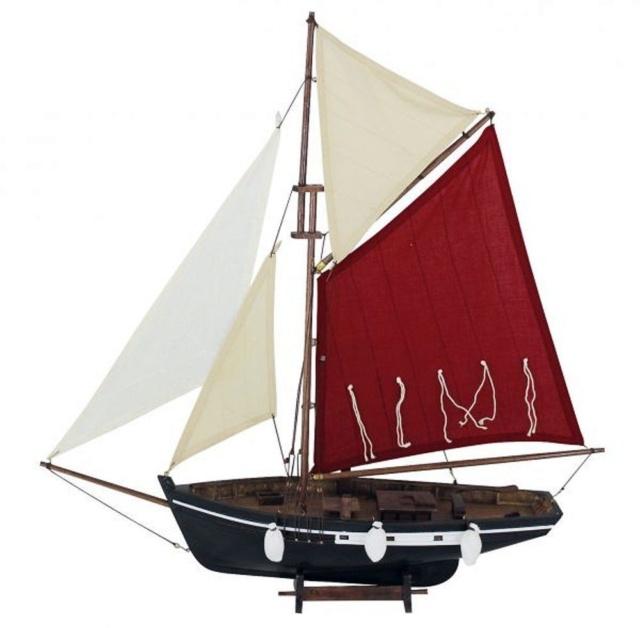 Ein Segelboot selbst gebaut Boot10