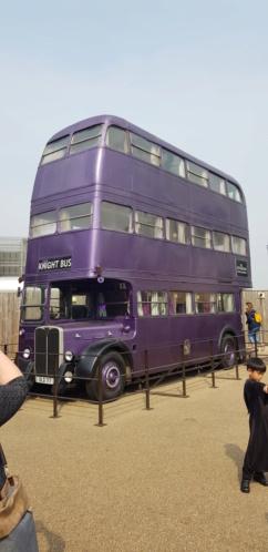 transport urbain à Londres 20190411