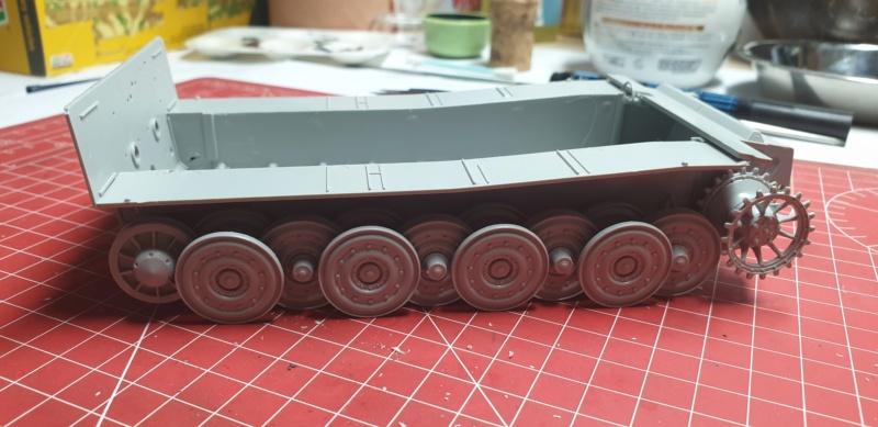 Sturmmörser Tiger - Italeri 1/35 20201035