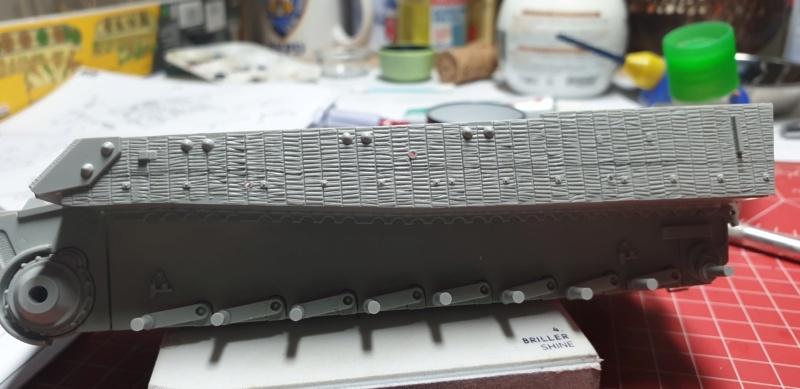 Sturmmörser Tiger - Italeri 1/35 20201039