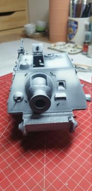 Sturmmörser Tiger - Italeri 1/35 Mise a jour le 25/11 - Page 2 20201058