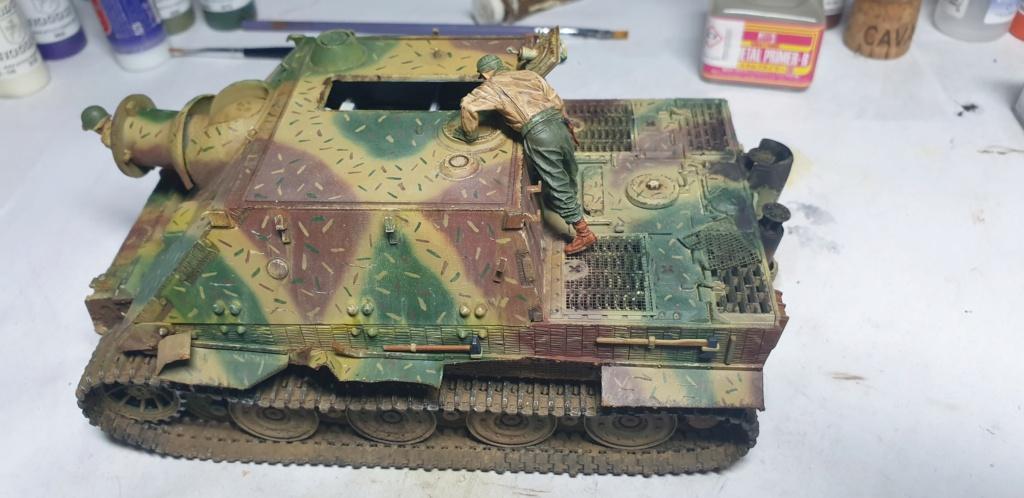 Sturmmörser Tiger - Italeri 1/35 Mise a jour le 25/11 - Page 6 20201157
