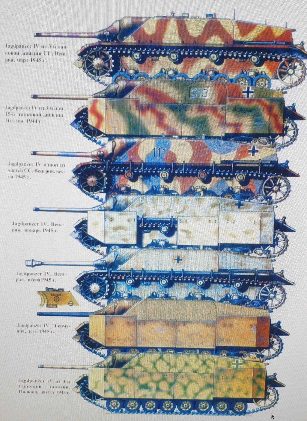 Guet-apens  Jadpanzer IV L48 / figurines DRAGON / décor perso  1/35  FINI  - Page 3 20201164
