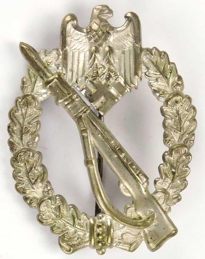 Infanteriesturmabzeichen H0192810