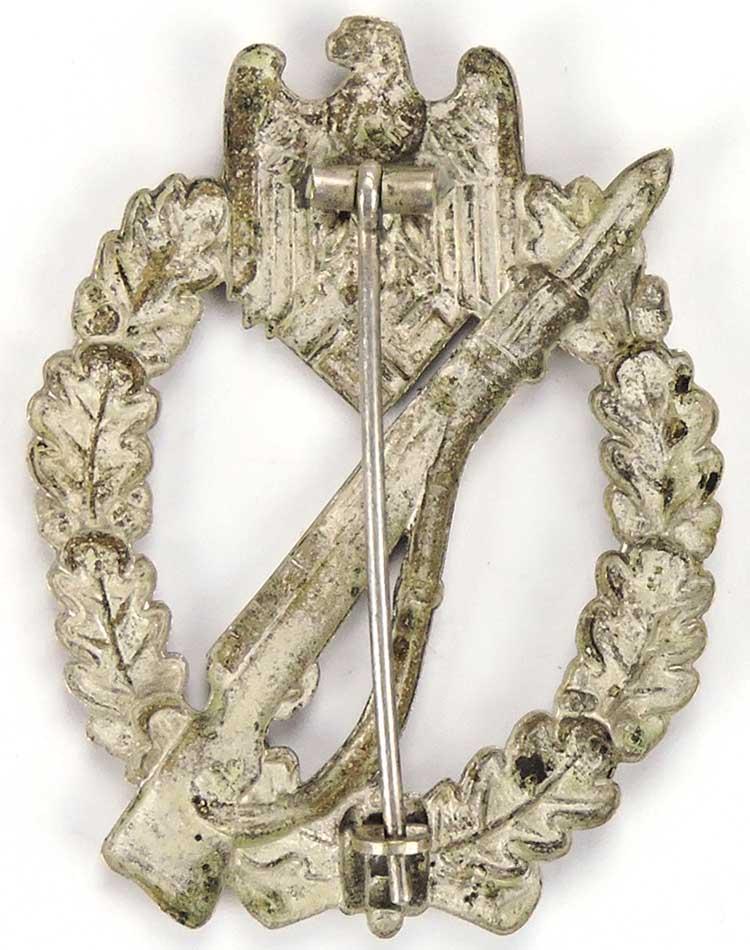 Infanteriesturmabzeichen H0192811