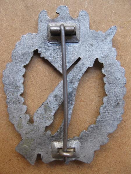 Badge Heer infanterie à authentifier pour un membre Image11