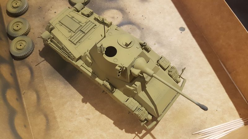 Sd.Kfz. 234/2 PUMA - Italeri 1/35 Img-2023