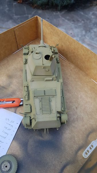 Sd.Kfz. 234/2 PUMA - Italeri 1/35 Img-2027