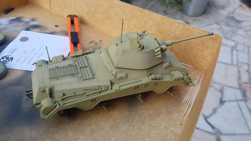 Sd.Kfz. 234/2 PUMA - Italeri 1/35 Img-2029