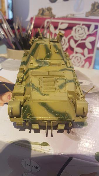 Sd.Kfz. 234/2 PUMA - Italeri 1/35 Img-2034