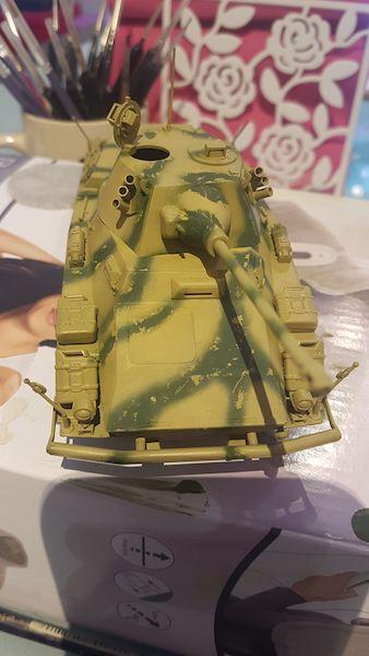 Sd.Kfz. 234/2 PUMA - Italeri 1/35 Img-2036