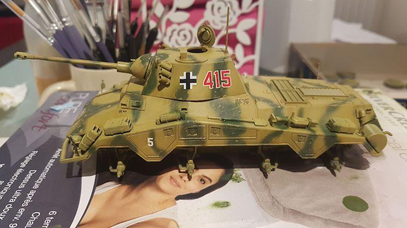 Sd.Kfz. 234/2 PUMA - Italeri 1/35 Img-2043