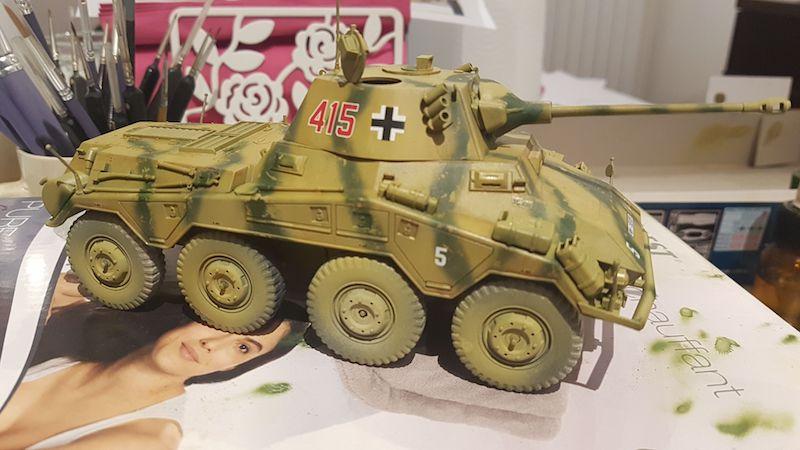 Sd.Kfz. 234/2 PUMA - Italeri 1/35 Img-2047
