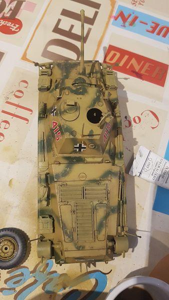 Sd.Kfz. 234/2 PUMA - Italeri 1/35 Img-2051