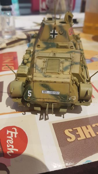 Sd.Kfz. 234/2 PUMA - Italeri 1/35 Img-2054