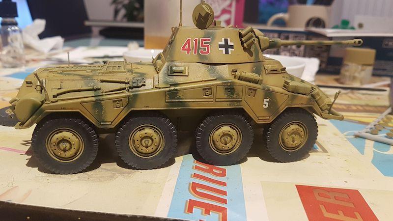Sd.Kfz. 234/2 PUMA - Italeri 1/35 Img-2056