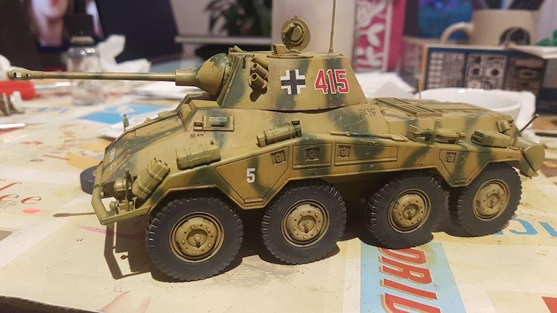 Sd.Kfz. 234/2 PUMA - Italeri 1/35 Img-2058