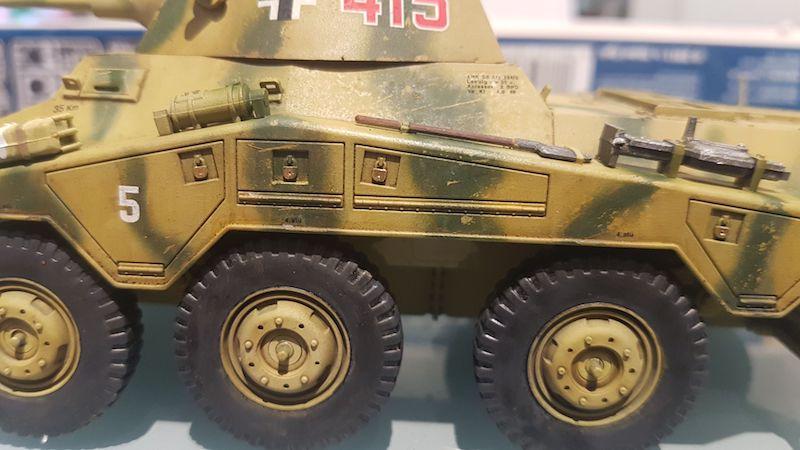 Sd.Kfz. 234/2 PUMA - Italeri 1/35 Img-2060