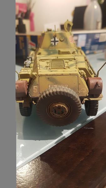 Sd.Kfz. 234/2 PUMA - Italeri 1/35 Img-2061