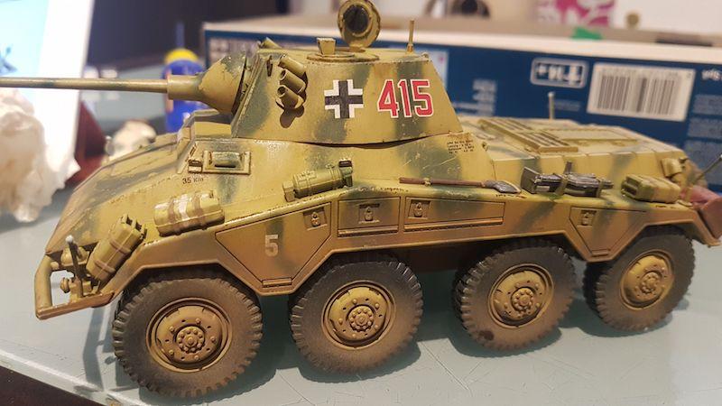 Sd.Kfz. 234/2 PUMA - Italeri 1/35 Img-2065