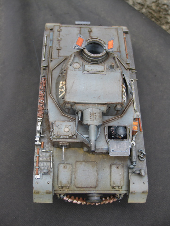 Panzer IV Ausf 'D' Tamiya Img_6012