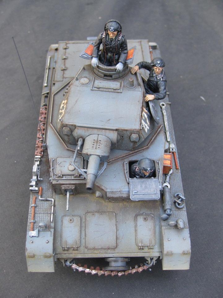 Panzer IV Ausf 'D' Tamiya Img_6021