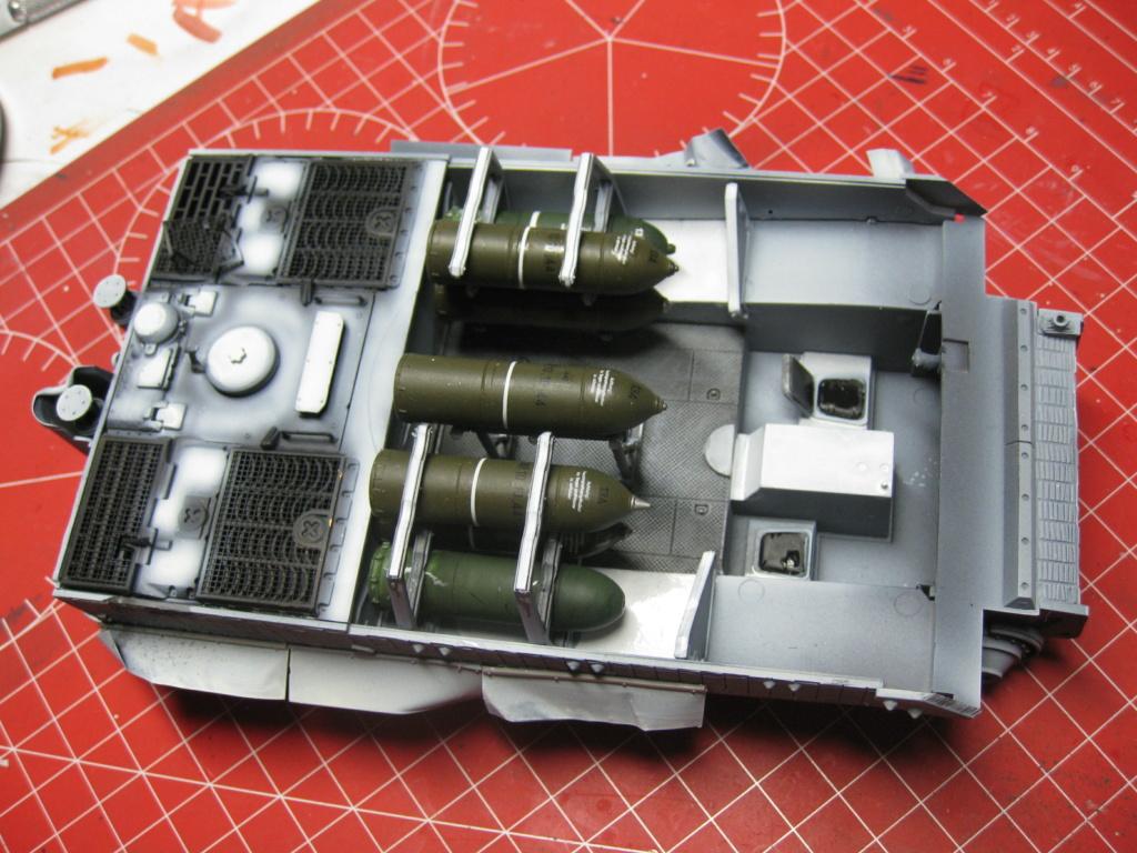 Sturmmörser Tiger - Italeri 1/35 Mise a jour le 25/11 - Page 3 Img_6034