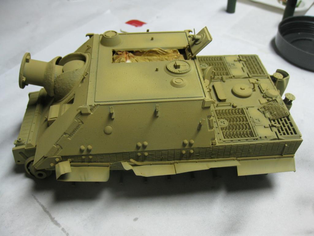 Sturmmörser Tiger - Italeri 1/35 Mise a jour le 25/11 - Page 3 Img_6036