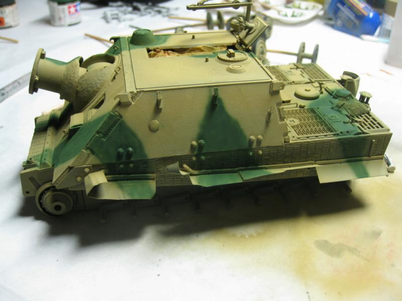 Sturmmörser Tiger - Italeri 1/35 Mise a jour le 25/11 - Page 3 Img_6047