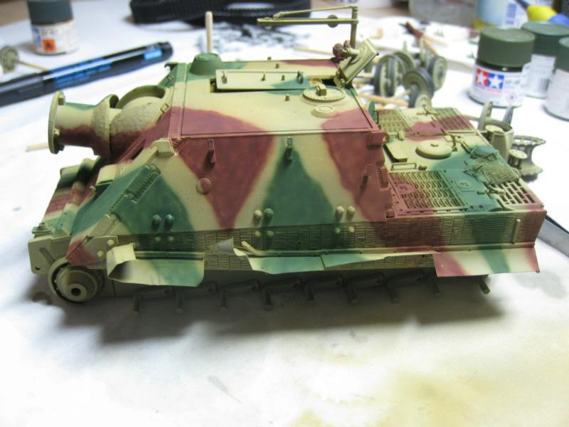 Sturmmörser Tiger - Italeri 1/35 Mise a jour le 25/11 - Page 3 Img_6110
