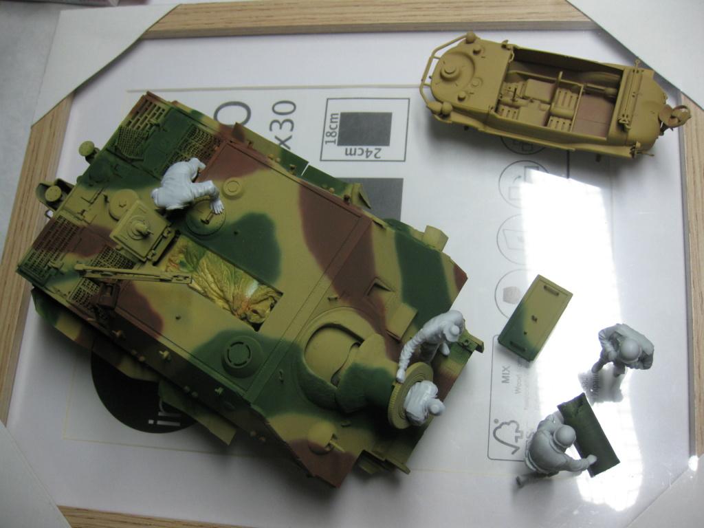 Sturmmörser Tiger - Italeri 1/35 Mise a jour le 21/11 - Page 4 Img_6115