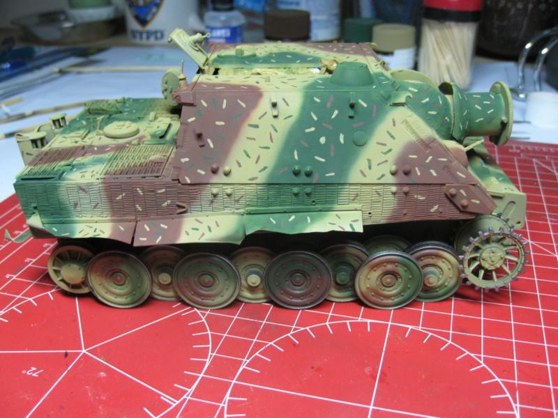 Sturmmörser Tiger - Italeri 1/35 Mise a jour le 21/11 - Page 4 Img_6144
