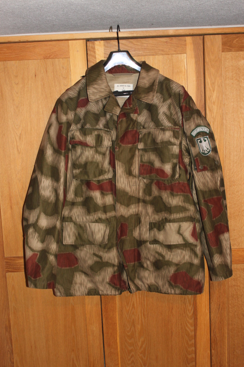 BGS Sumfptarn Parka with liner Img_0229