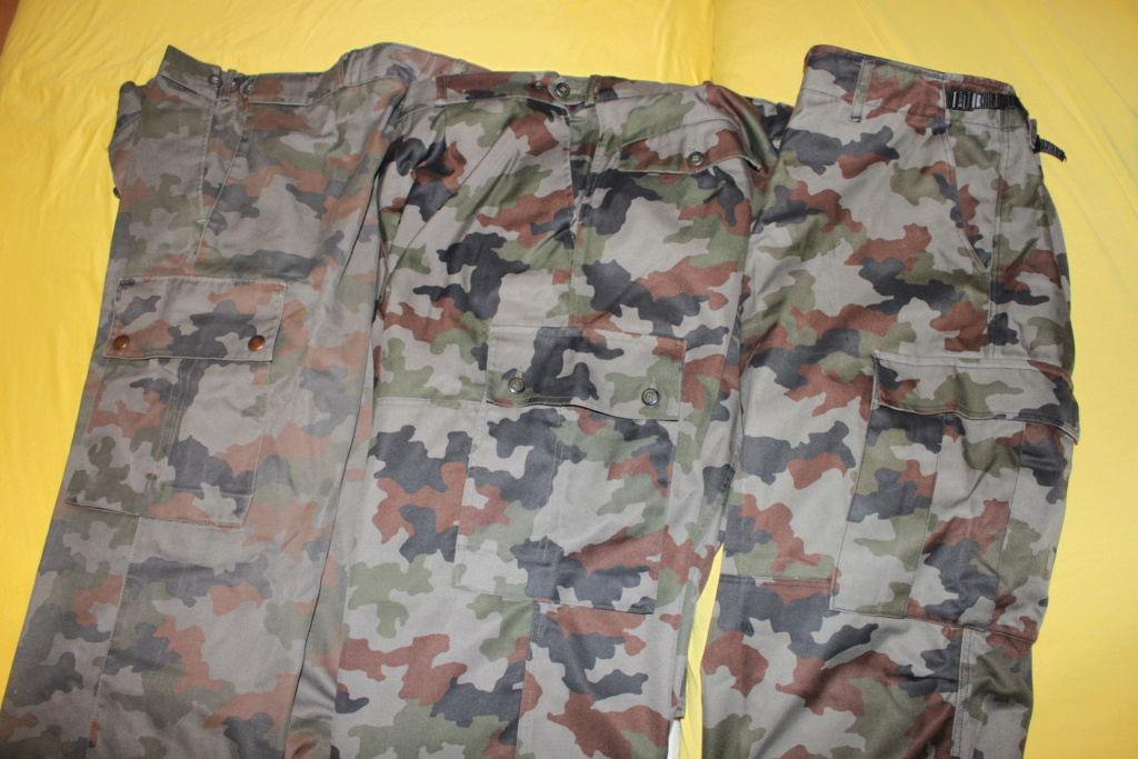 M 91 Woodland puzzle Trousers-non ripstop Img_1527
