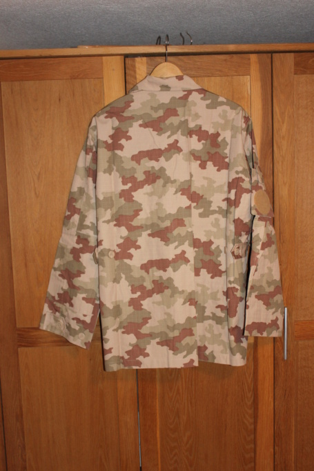 M91 Desert puzzle pattern winter jacket with liner Img_1532