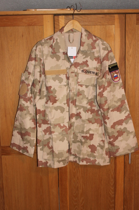 M91 Desert puzzle pattern winter jacket with liner Img_1534