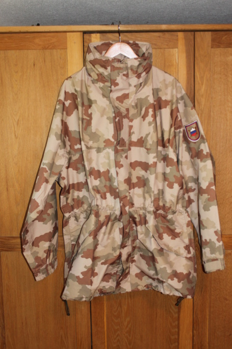 M91 Desert puzzle pattern winter jacket with liner Img_2206