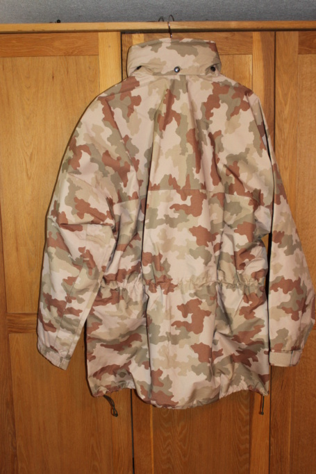 M91 Desert puzzle pattern winter jacket with liner Img_2207