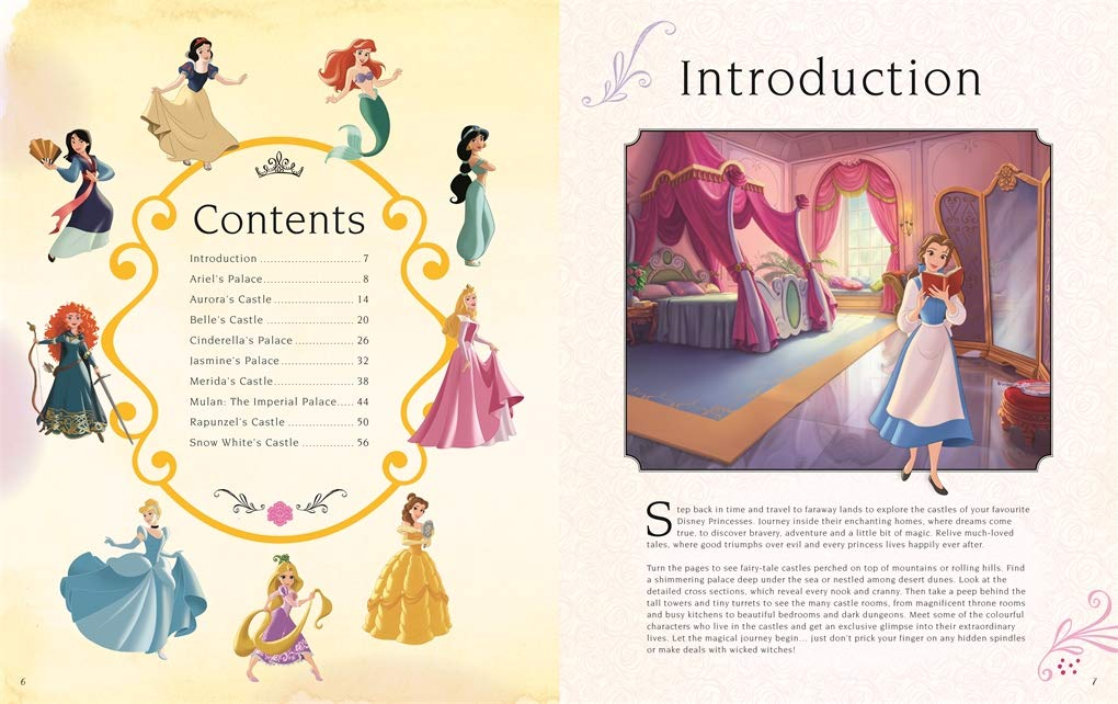 The Disney Castle Collection - Page 4 61mgkp10