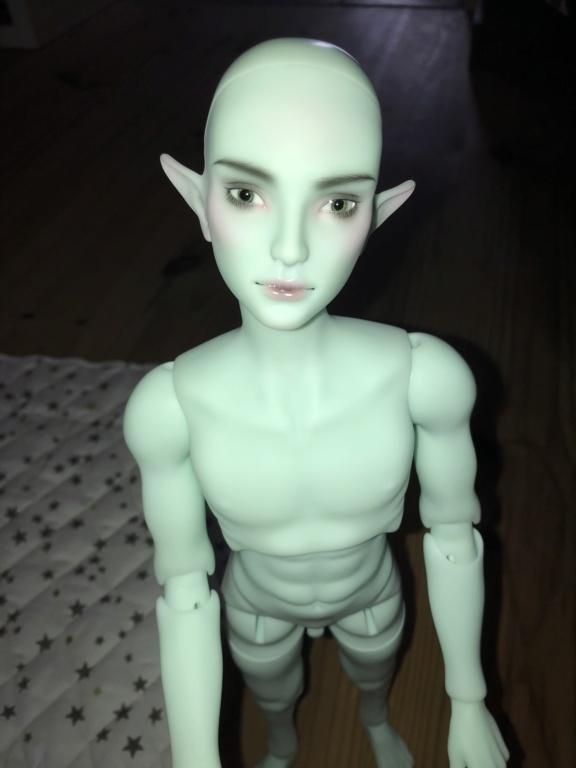 Link mon elf bleu [youpla doll] 03925910