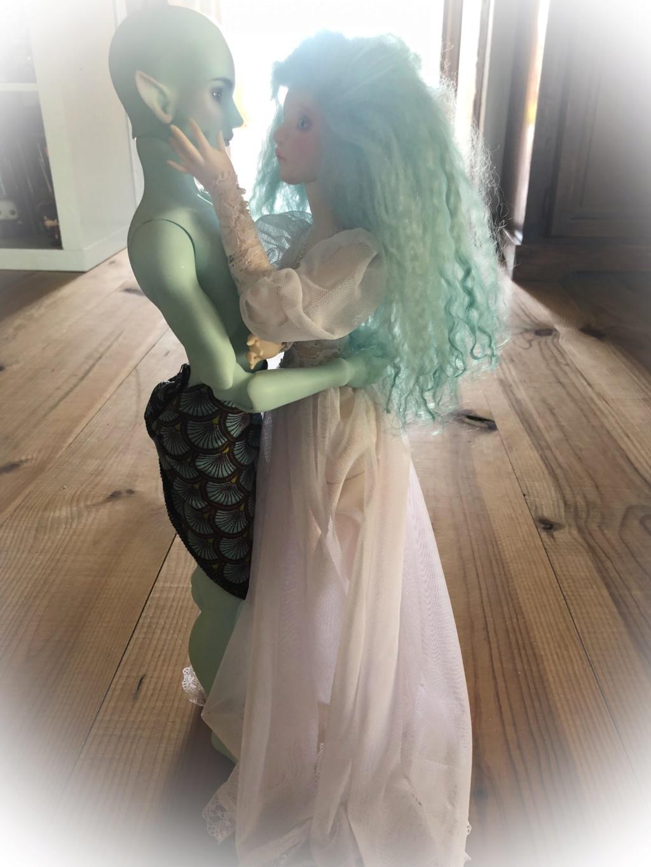 Link mon elf bleu [youpla doll] 06e3c310