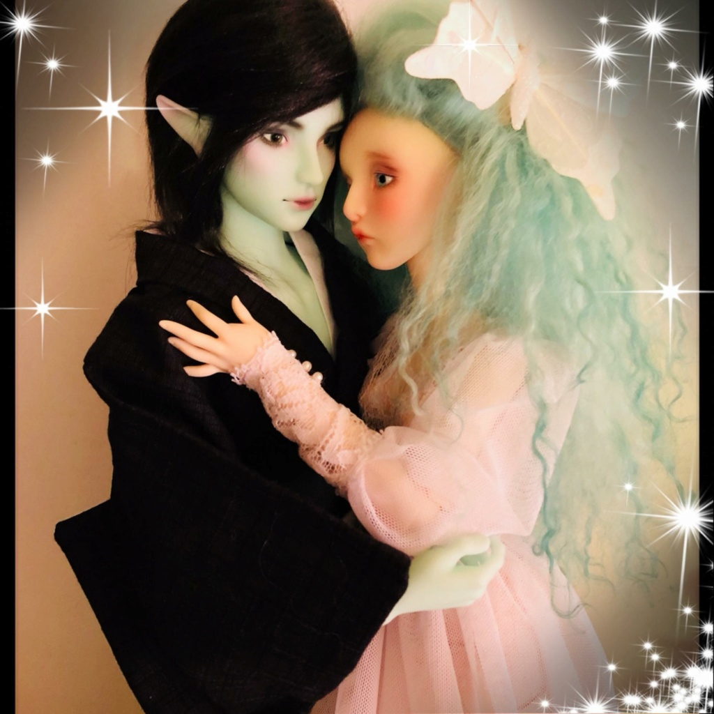 Link mon elf bleu [youpla doll] 3b752410