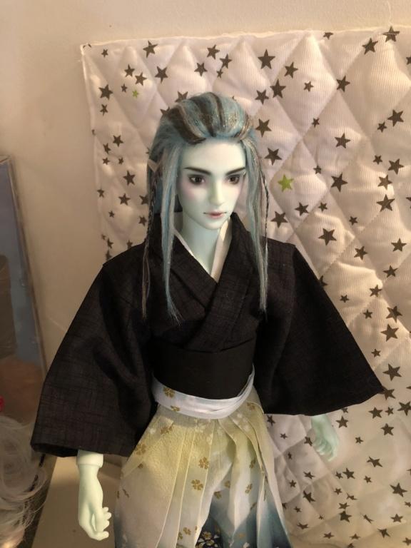 Link mon elf bleu [youpla doll] 66006810
