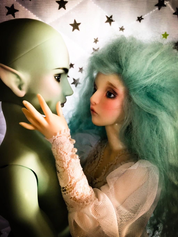 Link mon elf bleu [youpla doll] 90d90c10