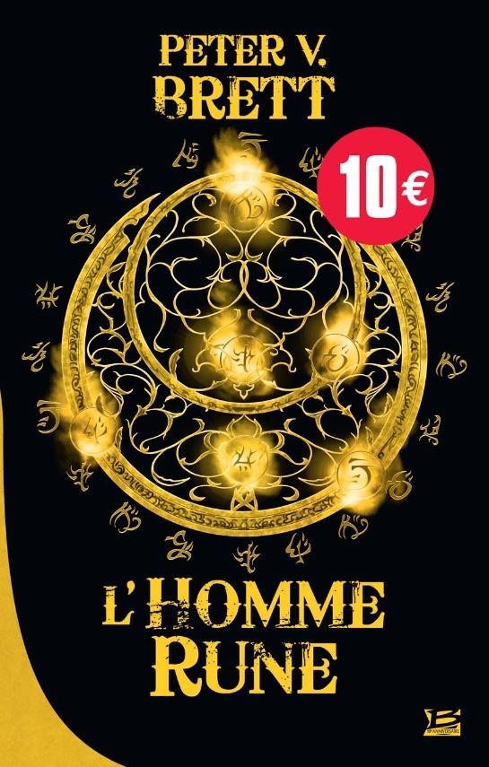 BRETT Peter V. - LE CYCLE DES DEMONS - Tome 1 : L'Homme-rune Homme_10