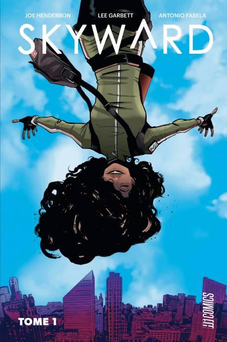 HENDERSON Joe, GARBETT Lee et FABELA Antonio - Skyward tome 1: Ma vie en apesanteur Skywar10
