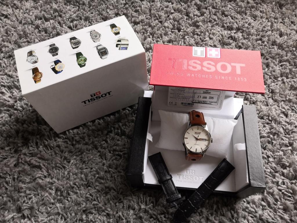 Tissot - [Vends] Tissot Visodate Héritage Img_2044