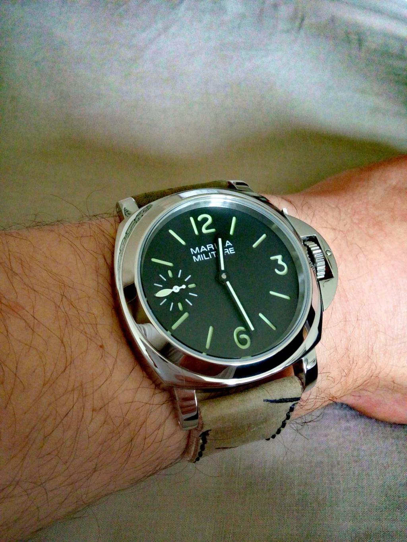 """Le club des heureux propriétaires décomplexés de montres """"hommage"""" - tome 2 Img_2097"""